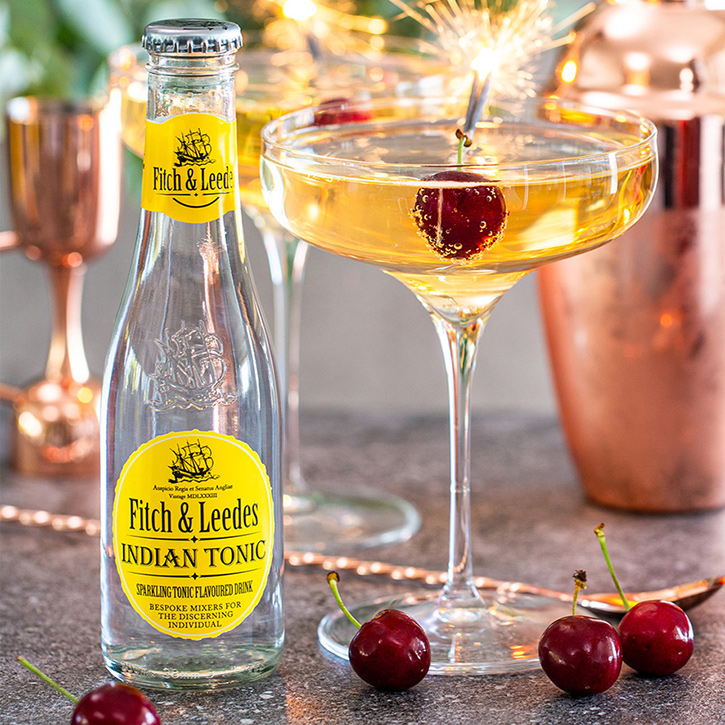 Fitch & Leedes mixers Indian Tonic